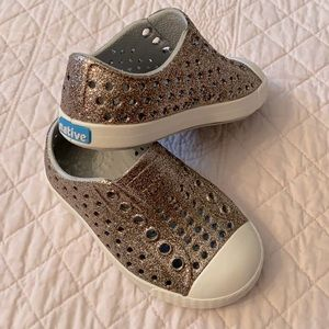 Native Jefferson Bling Child Shoes